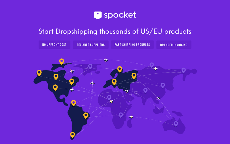 Spocket Review Map Banner