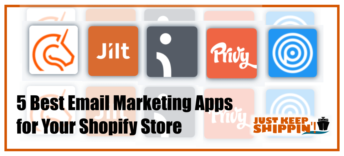 5 best email marketing apps for your shopify store 1
