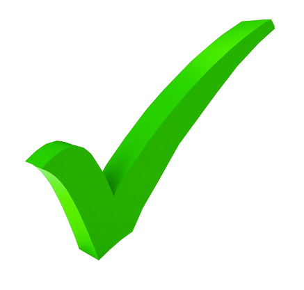 checkmark green png images 14 1