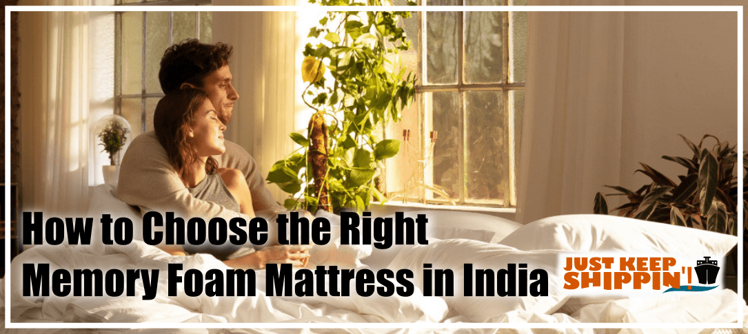 How to Choose the Right Memory Foam Mattress in India