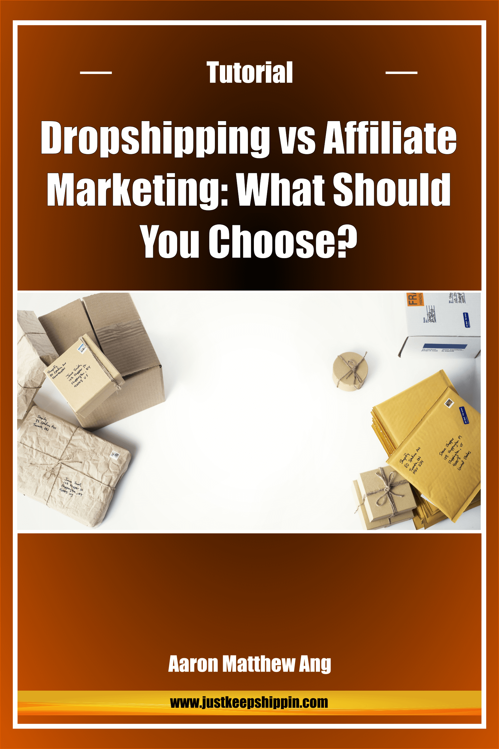 dropshipping vs affiliate marketing what should you choose 1 1