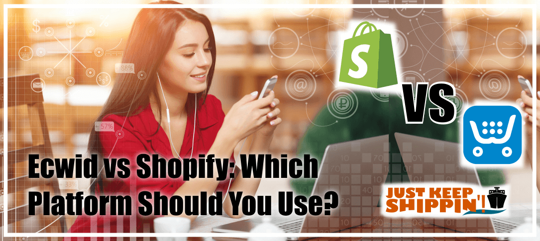 Ecwid vs Shopify: Which Platform Should You Use?