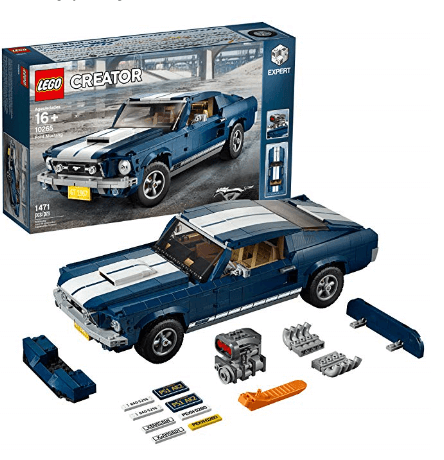 lego creator expert ford mustang 10265 building kit 1