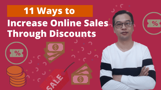 11 Ways to Increase Online Sales Through Discounts