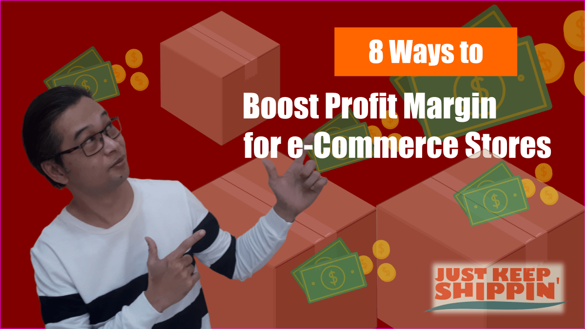 8 Ways to Boost Profit Margin for e-Commerce Stores