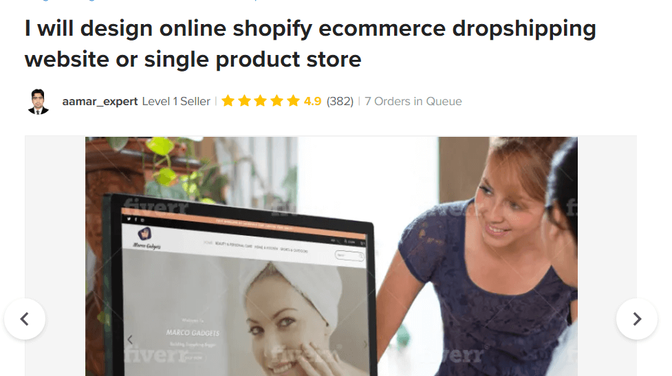 9 Best Shopify Dropship Store Builders 1