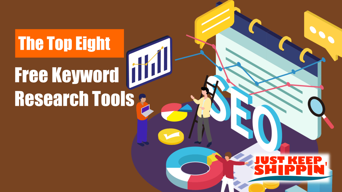 The Top 8 Free Keyword Research Tools