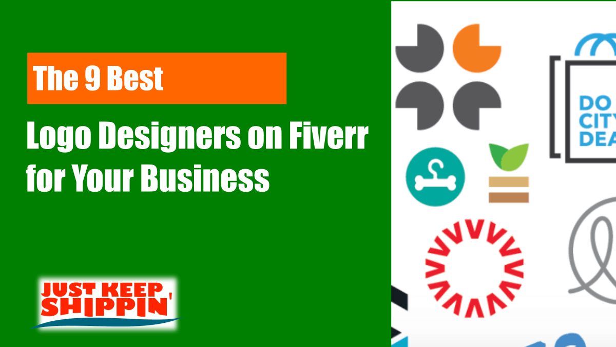 9 Best Logo Designers on Fiverr for Your Business
