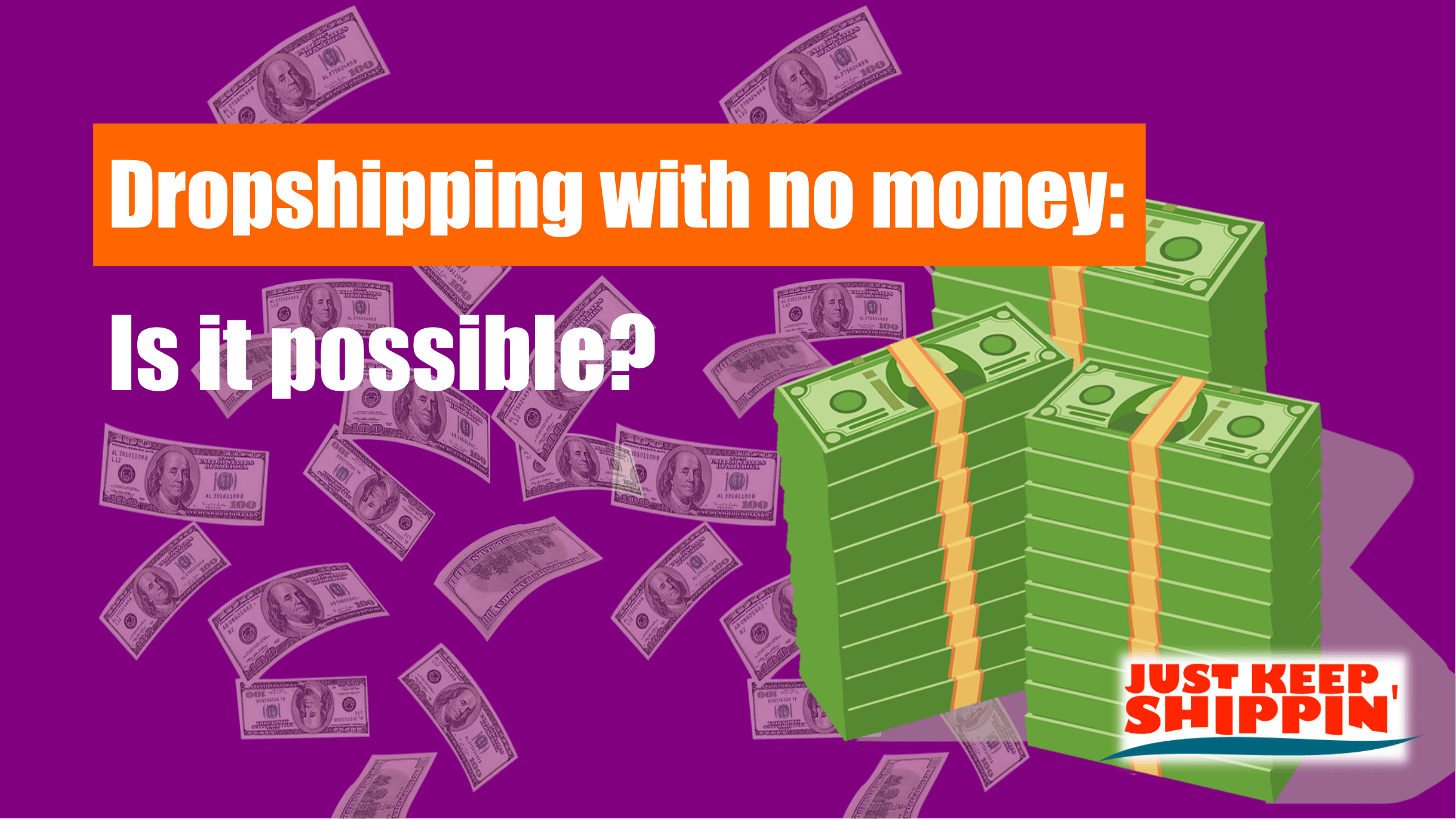 Dropshipping without Money 1