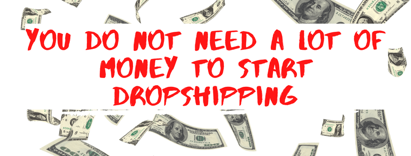 Pros of Dropshipping Small Capital Required